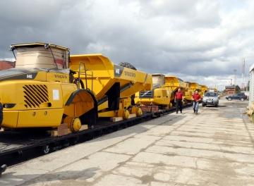 Fizinė krovinių palyda geležinkeliu